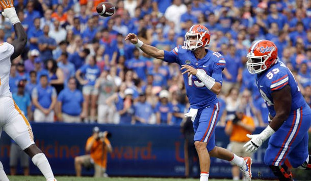 Florida's top WR Tyrie Cleveland expected to miss LSU game