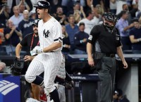 Bird homers, Yankees blank Indians 1-0