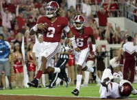 No. 1 Alabama looks for annual win over Vols