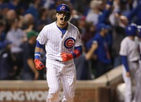 Baez bashes two homers as Cubs stay alive
