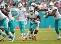 Miami looks to stretch win streak against Ravens