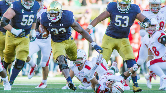 Week Eight Lowe Down: Nittany Lions, Irish roll on