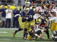 First & 20: Notre Dame makes statement with big win