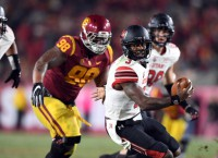USC defense braces for Notre Dame's ground game