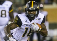 Robertson's grab helps Southern Miss beat La. Tech