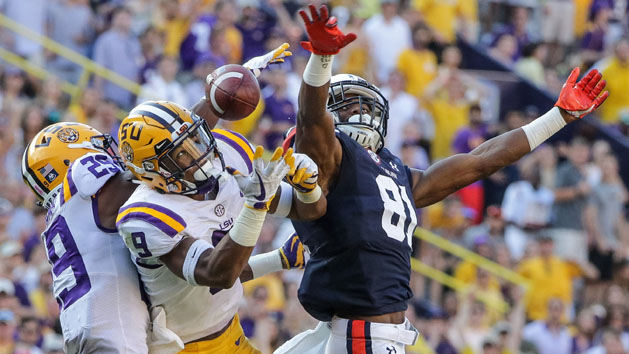 No. 24 LSU tries to keep Ole Miss grounded