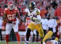 Bell, Steelers end Chiefs' unbeaten run