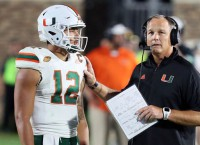 Richt Setting the Pace with Hurricanes
