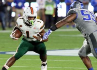No. 13 Miami looks to turn tables on Florida State