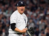 Yankees seize ALCS lead with 5-0 win over Astros