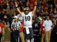 Milton's 5 TDs fuel No. 25 UCF past Cincinnati