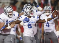 No. 24 Memphis plans to ride the Wave