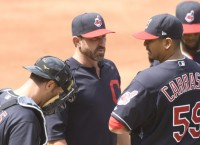 Mets tab Tribe pitching coach Callaway as manager