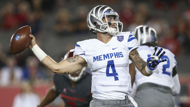 Memphis rallies from 17-0 down to beat Houston