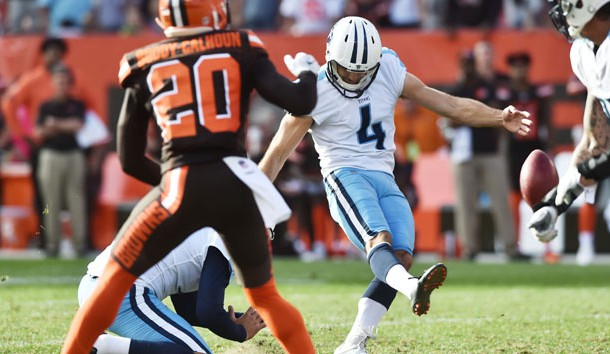 NFL Recaps  Titans survive scare from Browns  78c3083b9