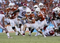 QB Ehlinger taking control of Texas offense