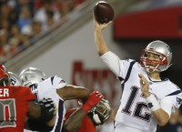 Patriots QB Brady has ailing shoulder