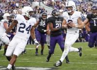 Penn State begins brutal stretch vs. Michigan