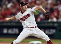 Bauer, Indians blank Yankees in ALDS opener