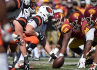 Defensive lines set stage for No. 13 USC and Utah