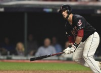 Gomes' single completes Indians comeback victory