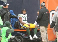 Packers RB Jones (MCL) to miss at least 3 weeks