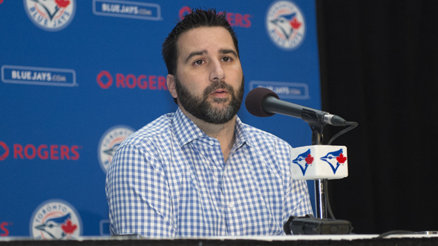 Braves tab Anthopoulos to run baseball operations