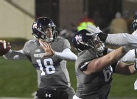 Thorson guides No. 25 Northwestern by Purdue