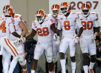 No. 3 Clemson must be wary of rival South Carolina