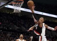 Blazers take down Thunder