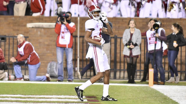 Alabama takes over No. 1 spot in CFP rankings