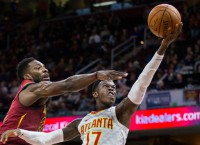 NBA Recaps: Hawks top Cavs to end 8-game skid