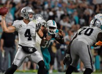 Raiders camp: Three key goals and top battle