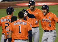Houston Strong: Springer powers Astros to first title