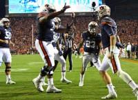 No. 6 Auburn ousts No. 1 Alabama, wins SEC West