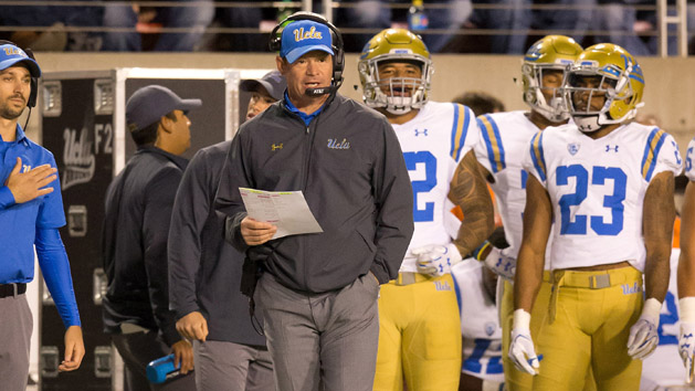 UCLA fires Mora after six seasons