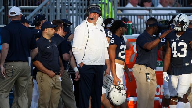 Mississippi State hires Penn State OC Moorhead