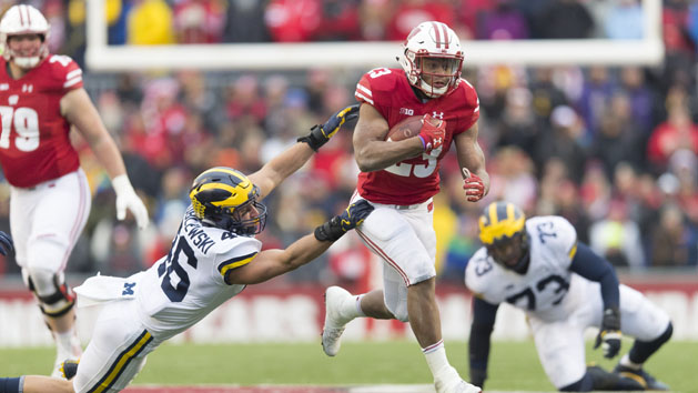 No. 5 Wisconsin has Axe to grind with Minnesota