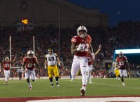 No. 5 Wisconsin hosts resurgent No. 24 Michigan