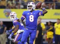 Florida gives QB Zaire a shot as starter