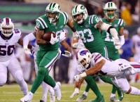 Jets run past Bills, 34-21, move to 4-5