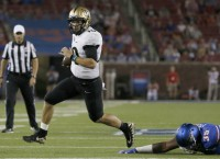 No. 18 UCF looks to stay unbeaten vs. Connecticut