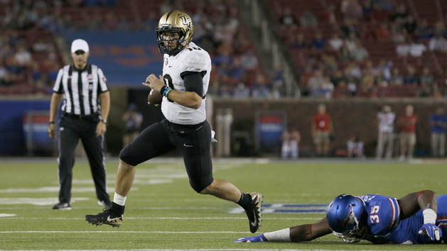 No. 16 UCF faces FAU after unexpected bye
