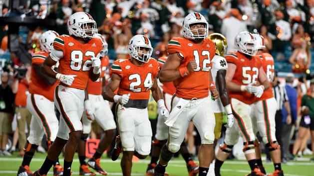 Week 12 Lowe Down: Miami, Wisconsin carry on