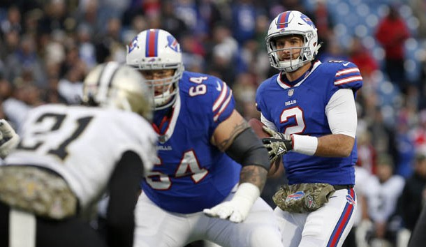Bills Benching Taylor; New Starting QB Named in Buffalo