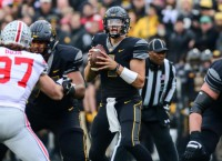 Young QBs key as Iowa goes to unbeaten Wisconsin