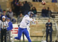 Ferguson tosses 4 TDs as Memphis defeats Tulsa