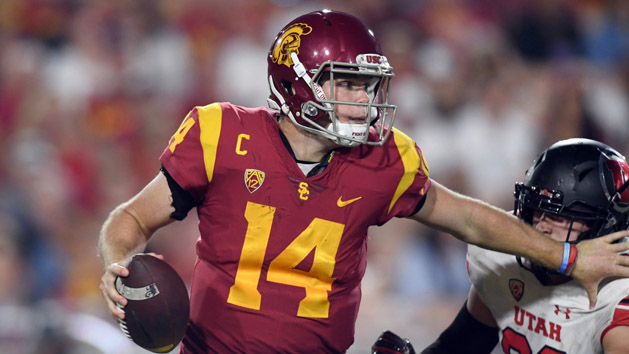 No. 11 USC, UCLA share mutual admiration for QBs