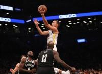 NBA Recaps: Curry nets 39 in Warriors' win