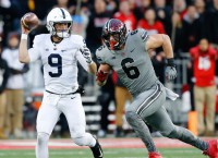 No. 10 Penn State tries to keep Nebraska down